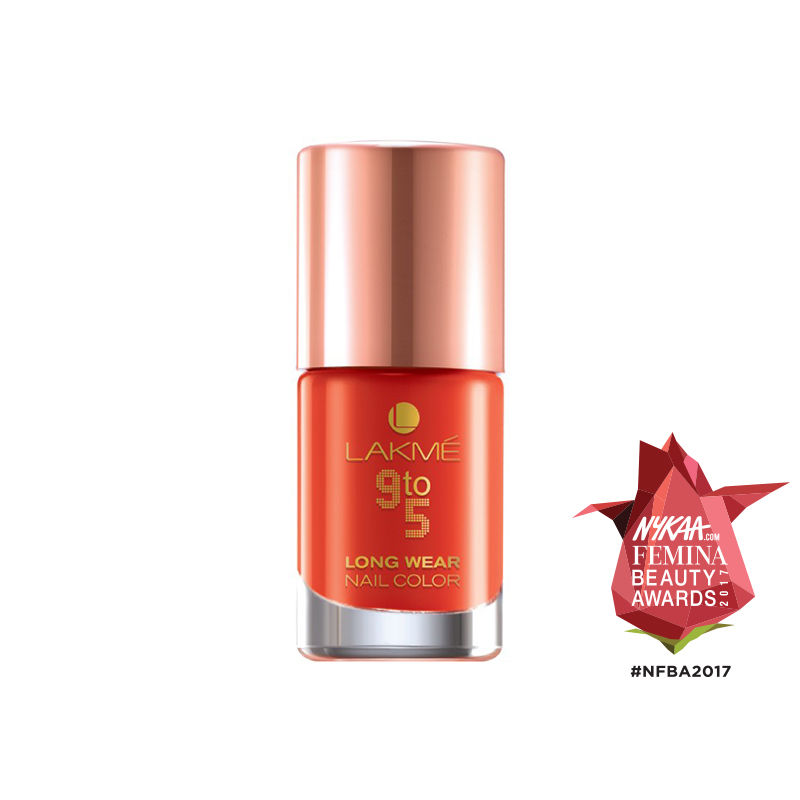 Lakme Nail Polish - Buy Lakme 9 To 5 Long Wear Nail Color Online in ...