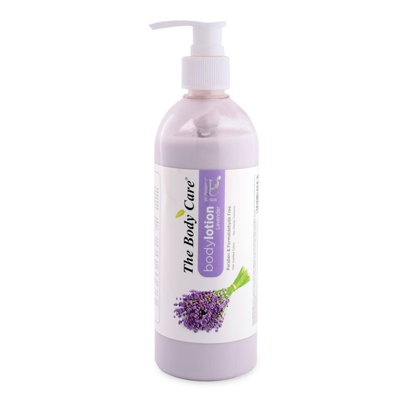 The Body Care Lavender Body Lotion