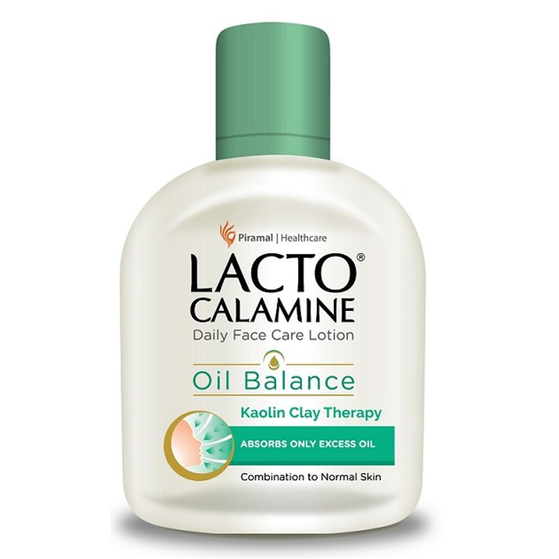 Lacto Calamine Oil Balance Lotion (Combination To Normal Skin)