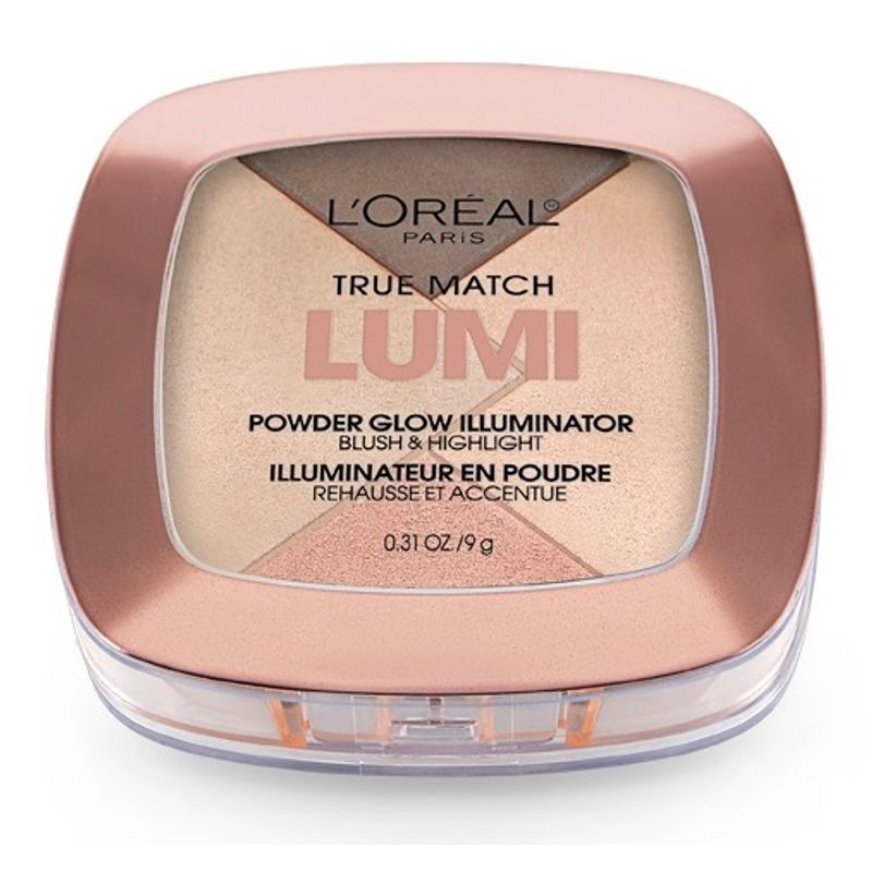 Loreal Paris Blush Buy Loreal Paris True Match Lumi Powder Glow