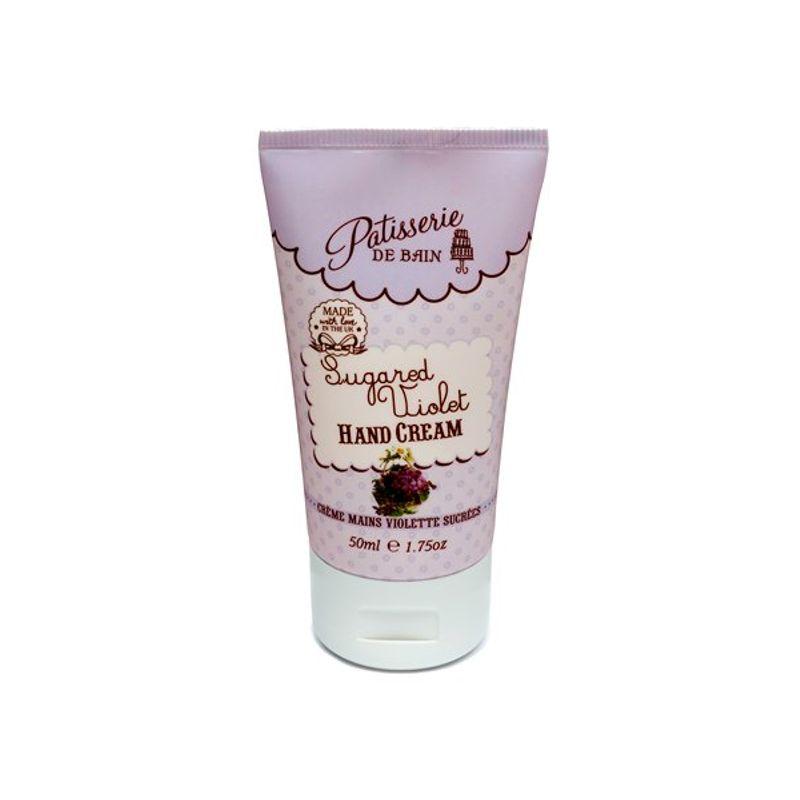 Patisserie De Bain Sugared Violet Hand Cream Tube