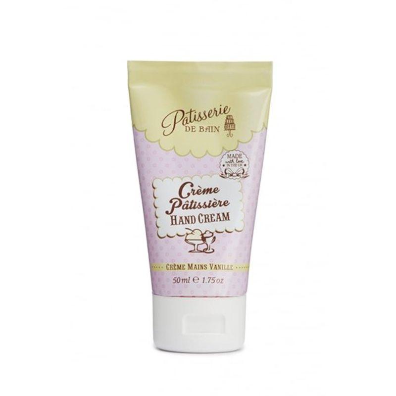 Patisserie De Bain Creme Patissiere Hand Cream Tube