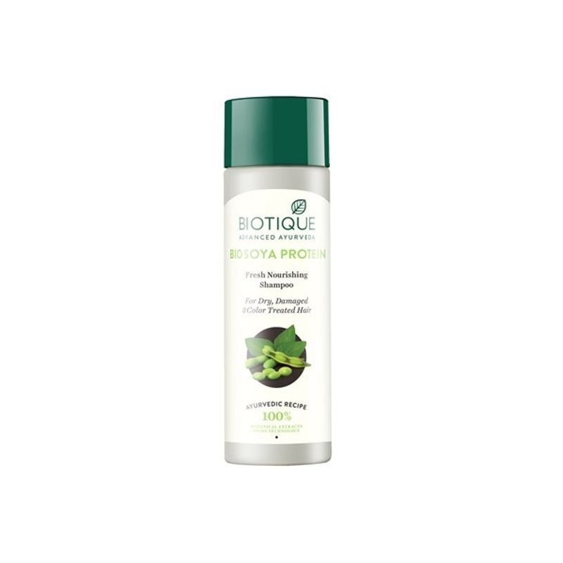 Biotique Bio Soya Protein Fresh Nourishing Shampoo - 8906009451466