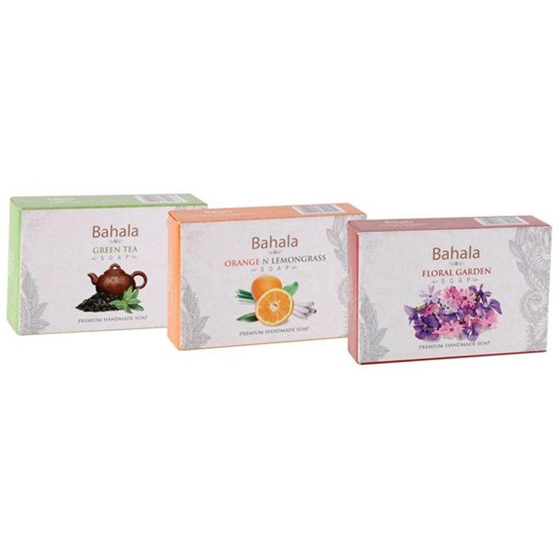 Bahala Handmade Soaps - Nature Blast (Pack Of 3)