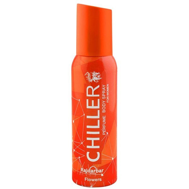 Chiller Perfume Body Spray For Women - Flowers