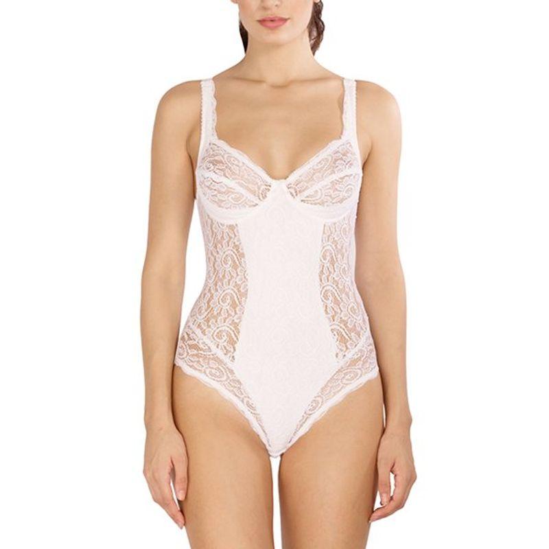 7dd504f833 Candyskin X MTV Lace Bodysuit (White) - 36C Nykaa.com