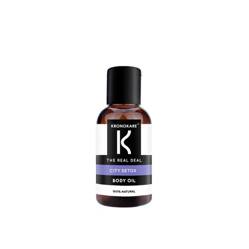 Kronokare The Real Deal - City Detox Body Oil