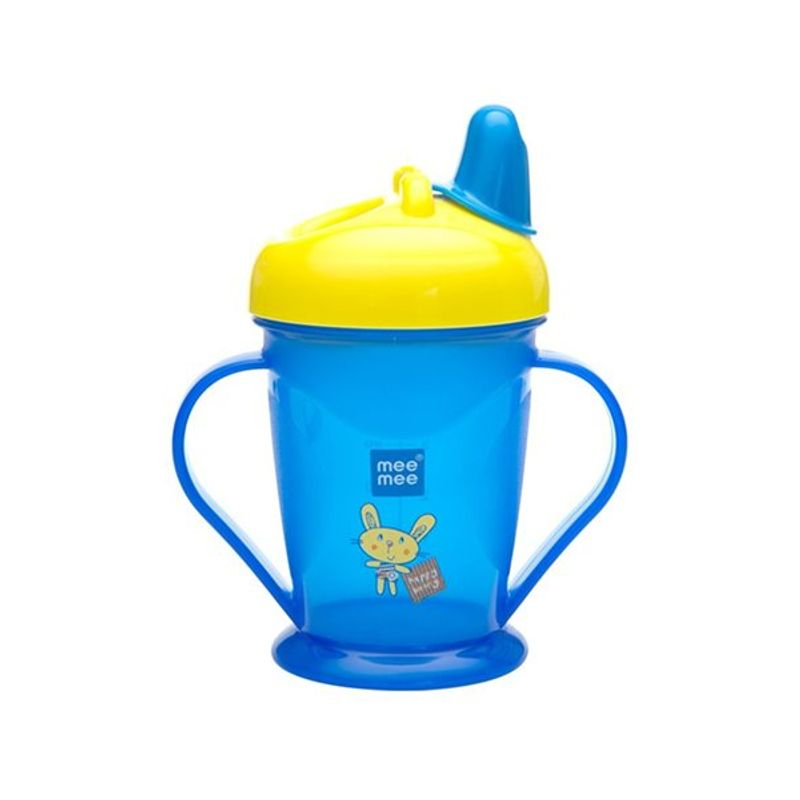 Mee Mee Baby Easy Grip Sipper Cup - Blue