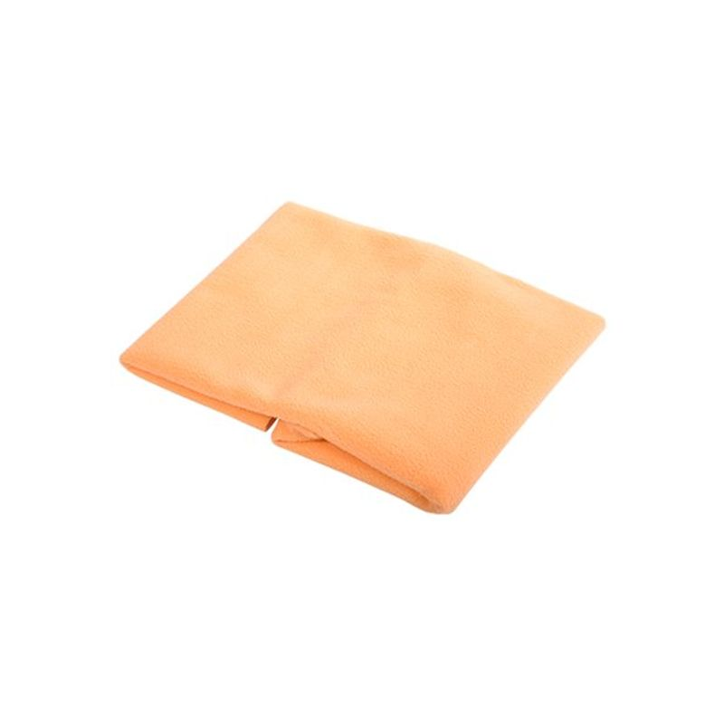 Mee Mee'S Baby Total Dry & Breathable Mattress Protector Mat - Orange (M)