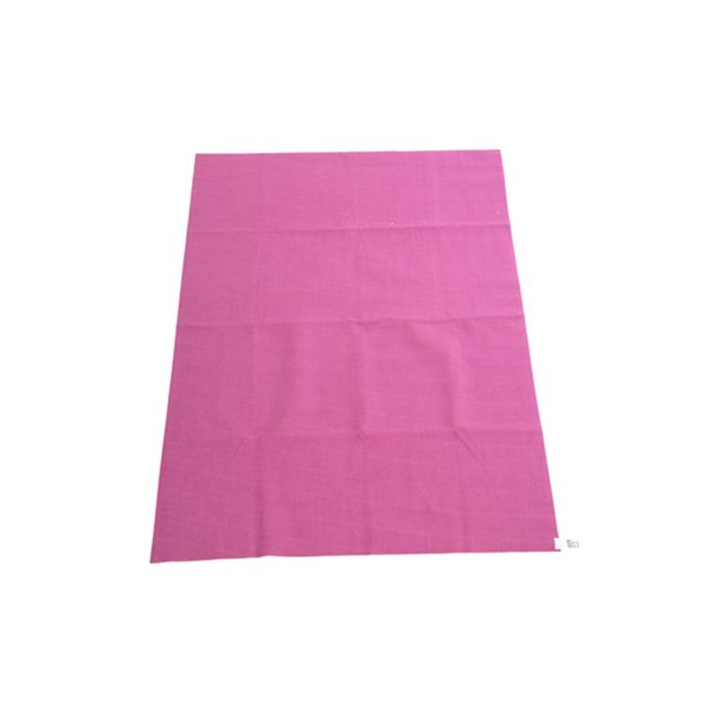 Mee Mee'S Baby Total Dry & Breathable Mattress Protector Mat - Rani Pink (M)