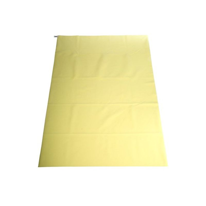 Mee Mee'S Baby Total Dry & Breathable Mattress Protector Mat - Yellow (M)
