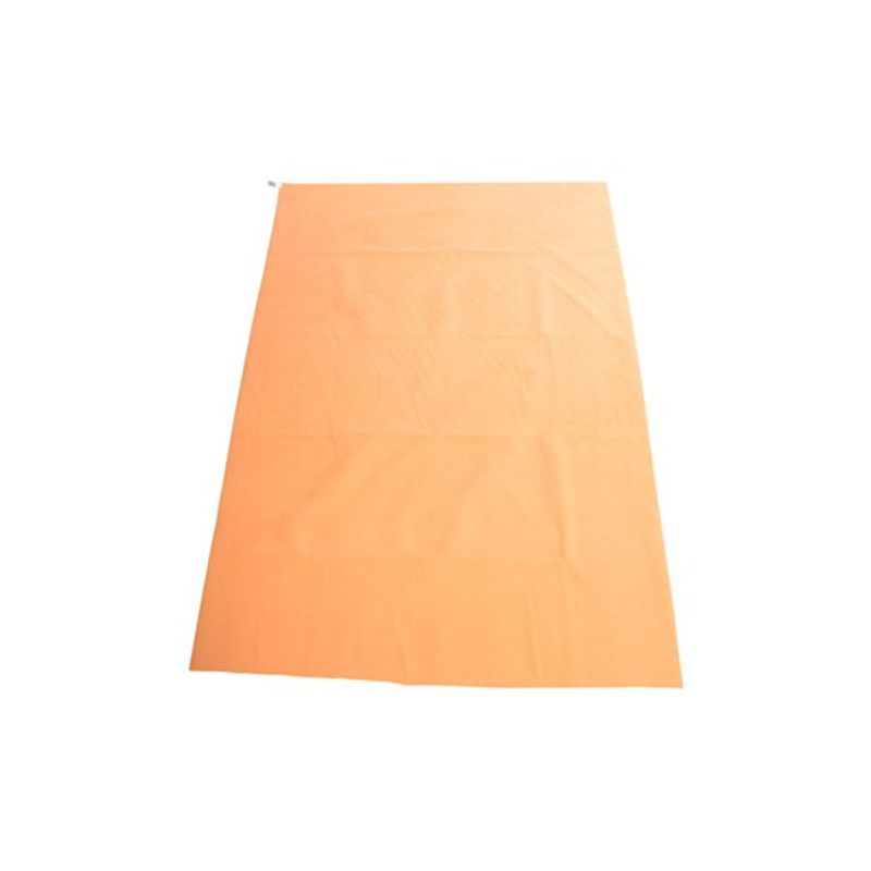 Mee Mee'S Baby Total Dry & Breathable Mattress Protector Mat - Orange