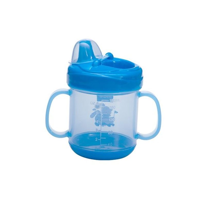 Mee Mee Baby No-Spill Sipper Cup - Blue