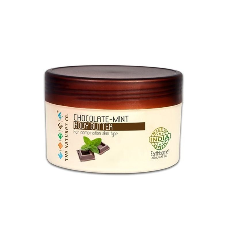 The Nature's Co. Chocolate-Mint Body Butter