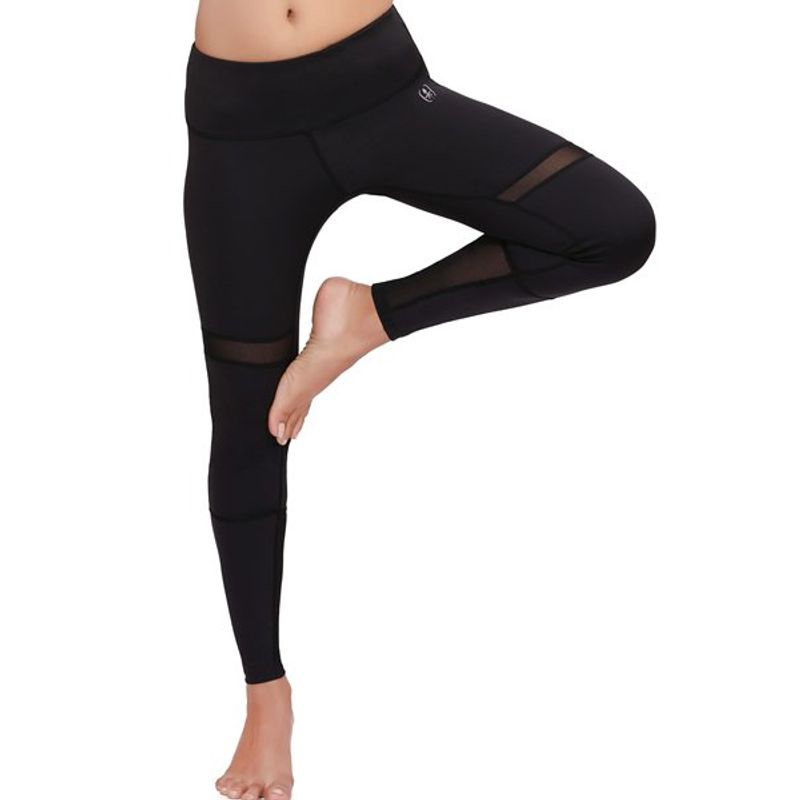 af4253b4d62 Swee Athletica Activewear Bottoms For Women - Black at nykaa.com