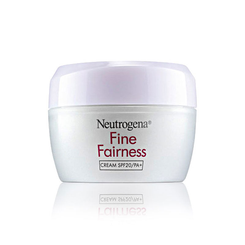 Neutrogena Fine Fairness Cream SPF 20