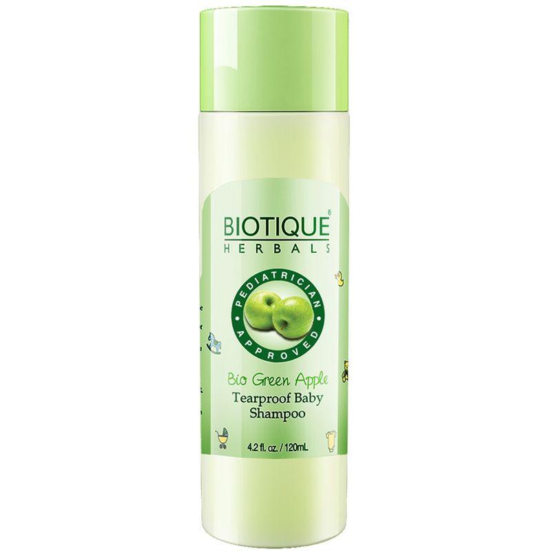 Biotique Bio Green Apple Tearproof Baby Shampoo