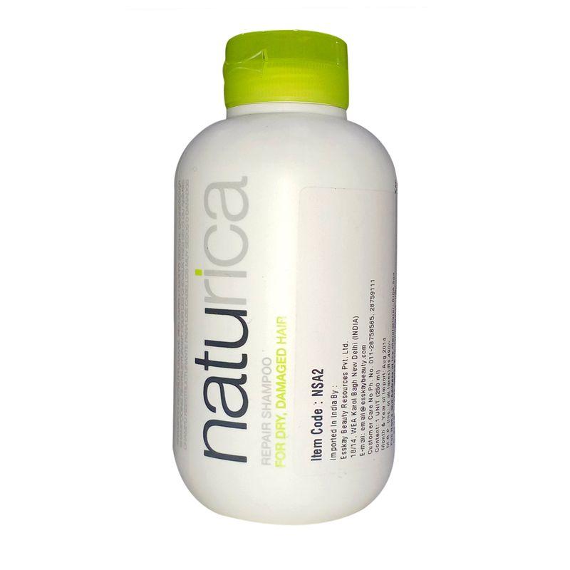 Naturica Repair Shampoo For Dry, Damaged Hair