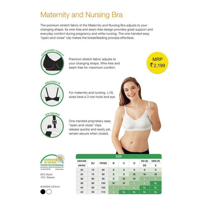 8100f11702 Medela Maternity   Nursing Bra at Nykaa.com