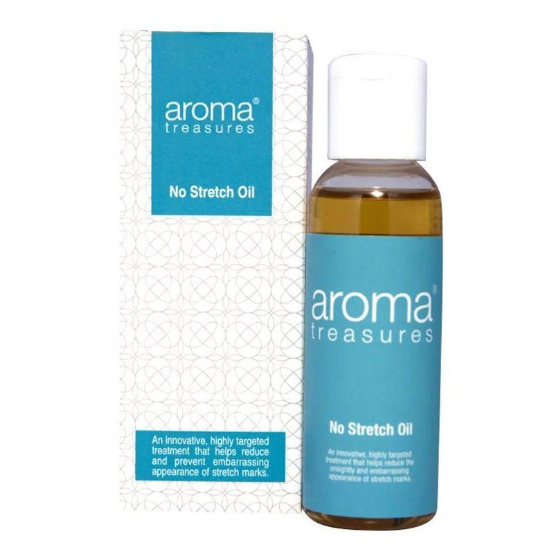 Aroma Treasures No Stretch Mark Oil
