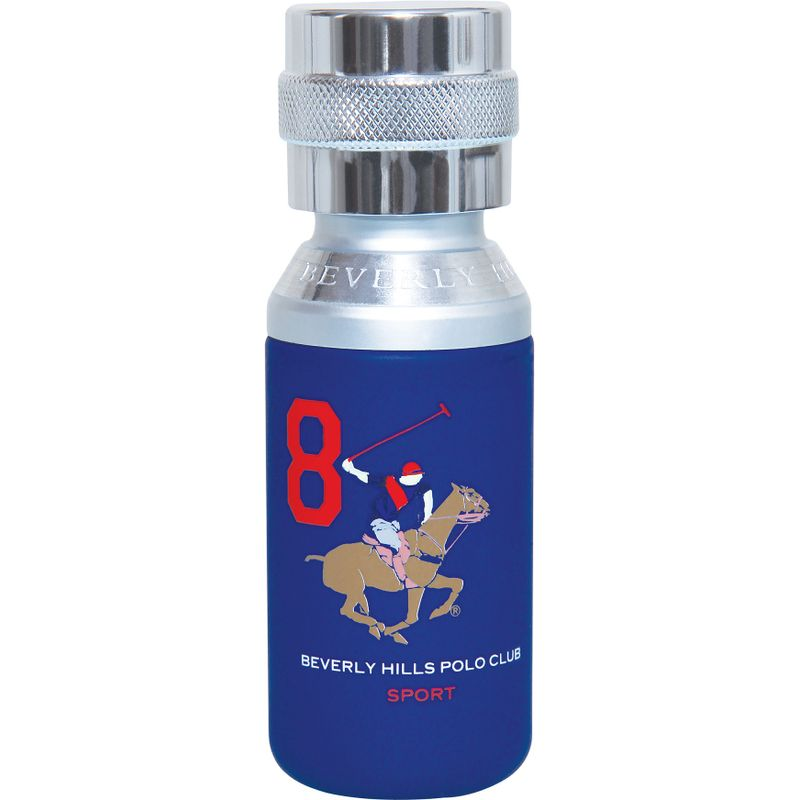Beverly Hills Polo Club Sport 8 Eau De Toilette - BHP_CS8