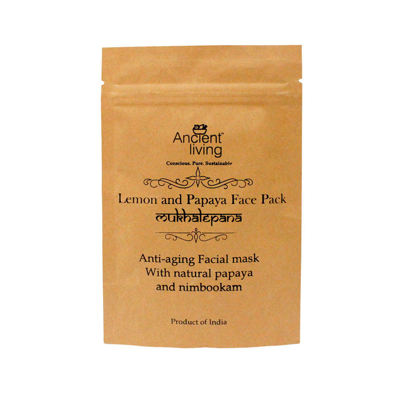 Ancient Living Lemon And Papaya Face Pack