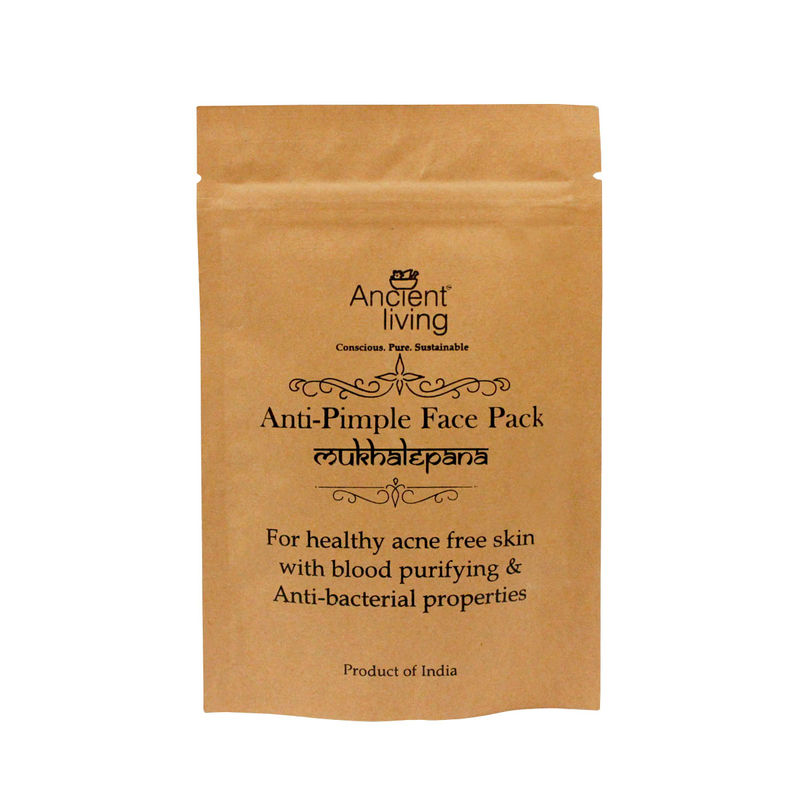 Ancient Living Anti-Pimple Face Pack