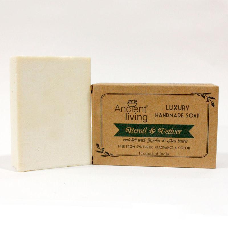 Ancient Living Neroli & Vetiver Luxury Handmade Soap