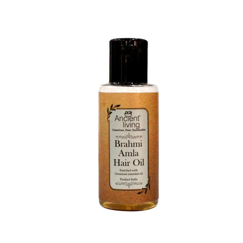 Ancient Living Brahmi & Amla Hair Oil