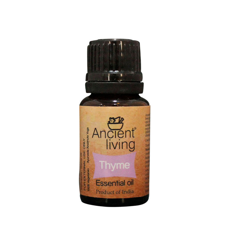 Ancient Living Thyme Essential Oil