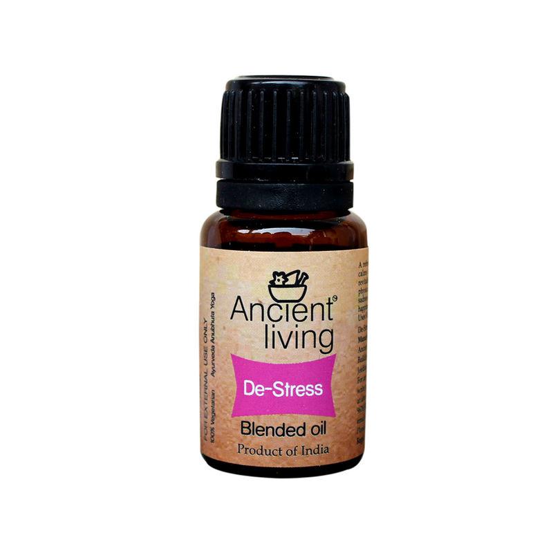 Ancient Living De-Stress Blended Oil