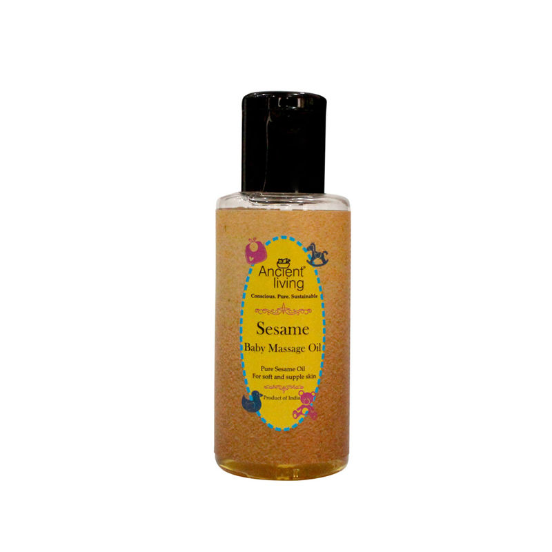 Ancient Living Sesame Baby Massage Oil - NYKANCTL00084