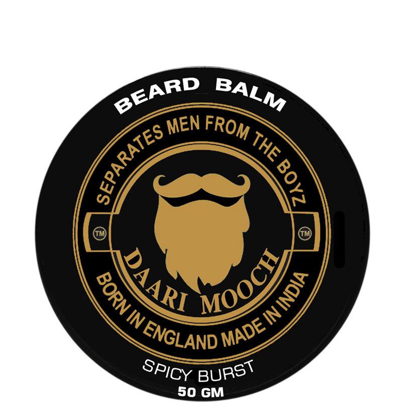Daarimooch Spicy Burst Beard Balm