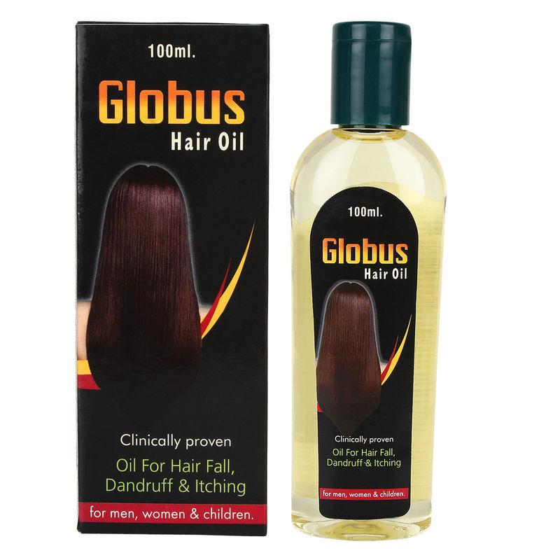 Globus Remedies Anti Dandruff Hair Oil