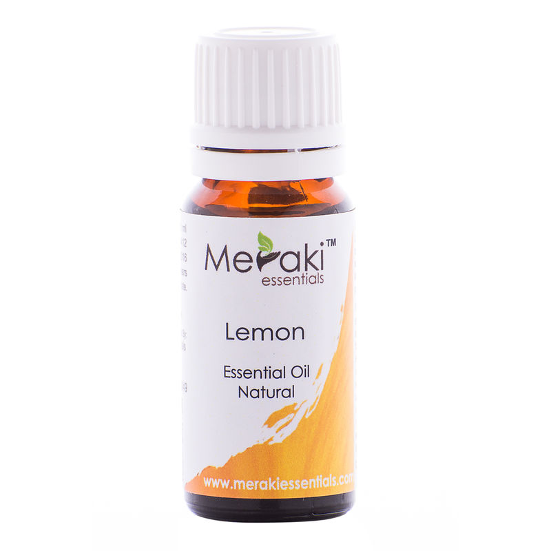 Meraki Essentials Lemon Essential Oil
