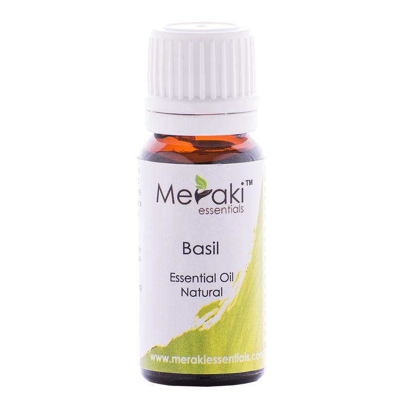 Meraki Essentials Basil Essential Oil
