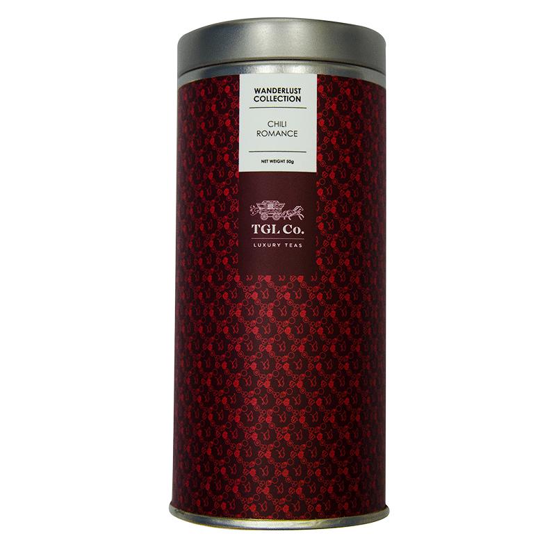 TGL Co. Chili Romance Tea