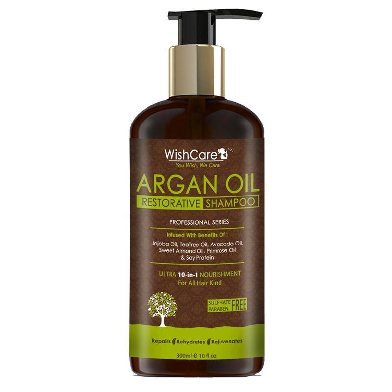 Wishcare Argan Oil Restorative Shampoo