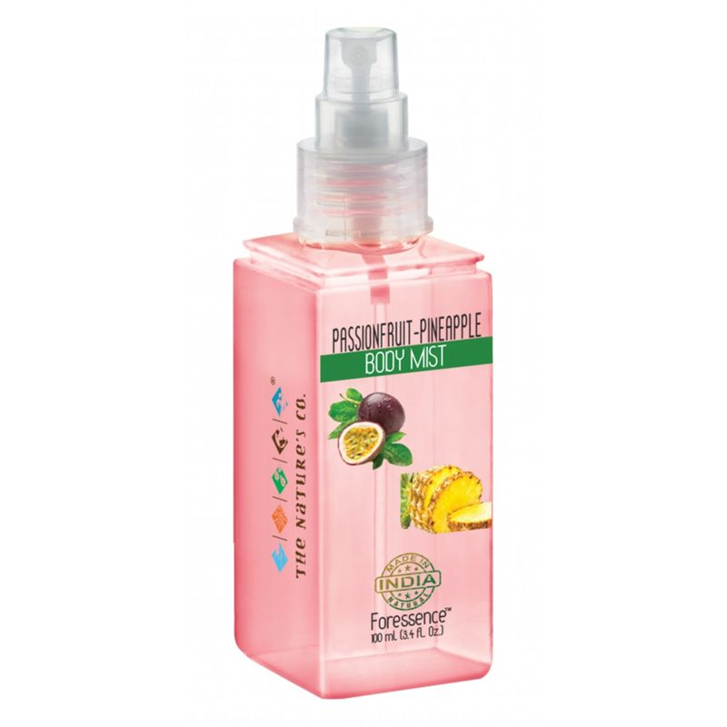 The Nature's Co. Passion Fruit-Pineapple Body Mist