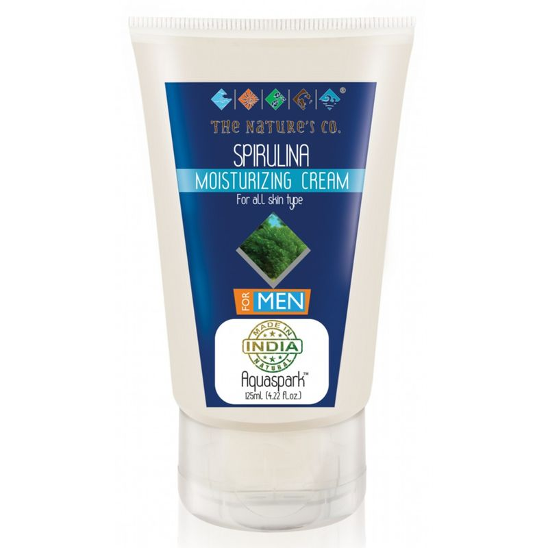 The Nature's Co. Spirulina Moisturising Cream For Men