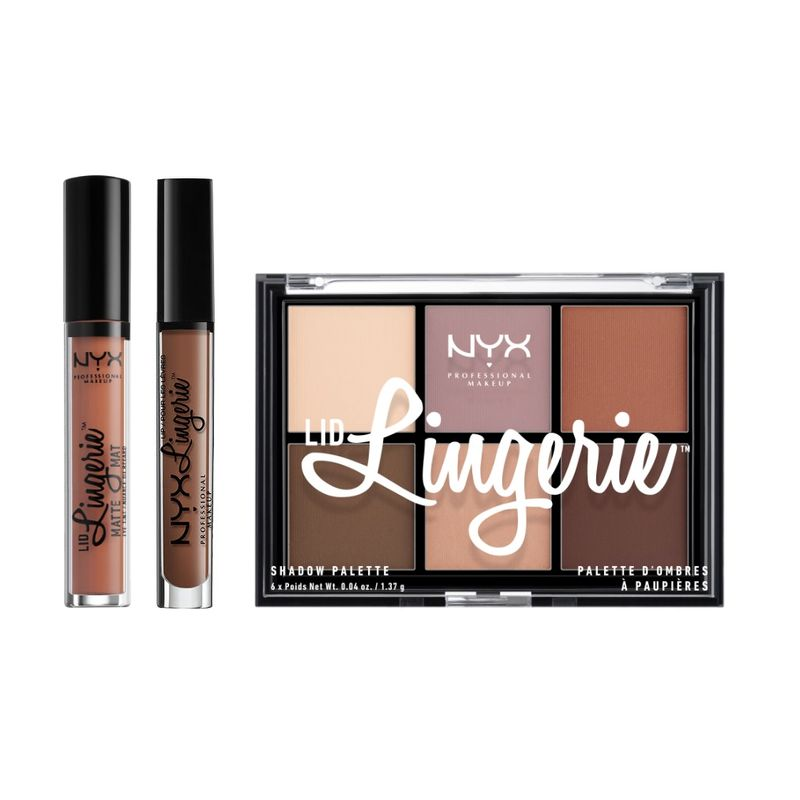 NYX Professional Makeup Power Of Nude Combo 1