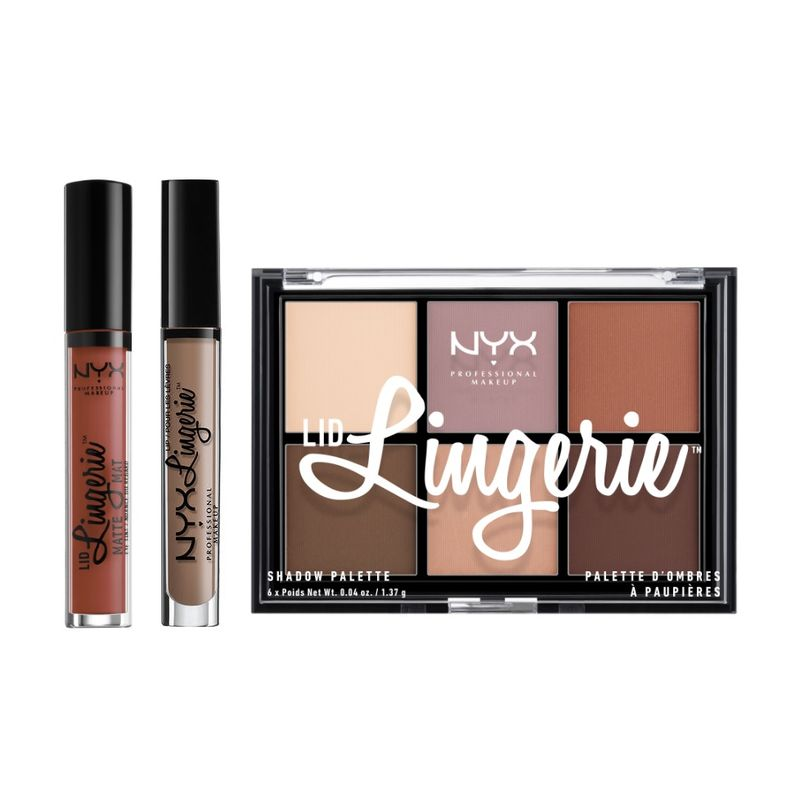 NYX Professional Makeup Power Of Nude Combo 2