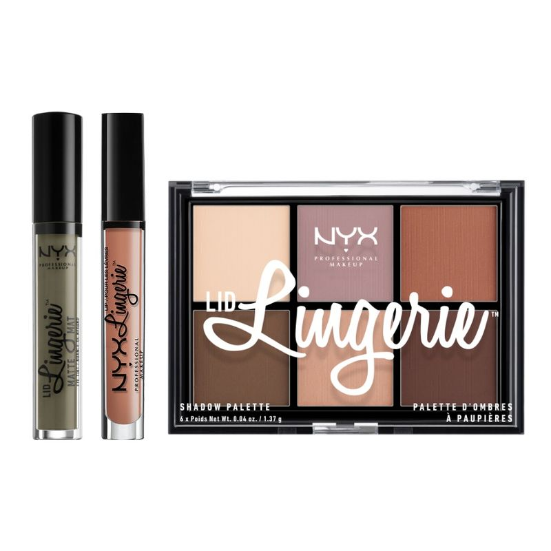 NYX Professional Makeup Power Of Nude Combo 5