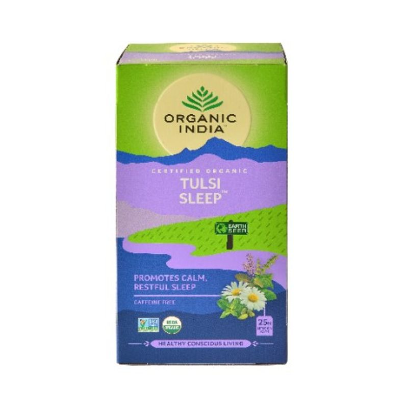 Organic India Tulsi Sleep Tea (25 Tea Bag)