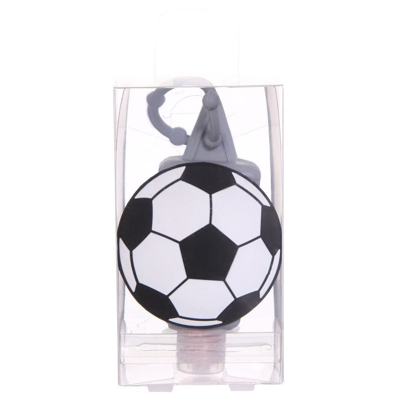 Zuci Junior Hand Sanitizer With Football Bagtag