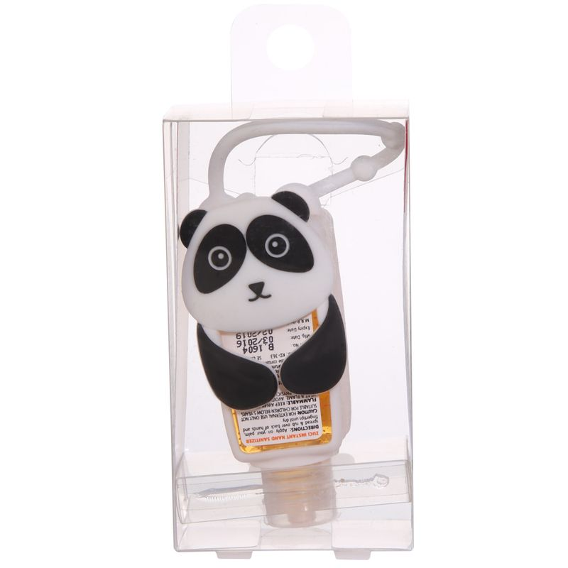 Zuci Junior Hand Sanitizer With Panda Bagtag Multi Flavour