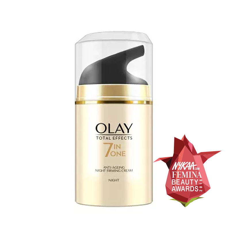 Olay Total Effects 7 In One Anti-Ageing Night Firming Cream - 4902430739399