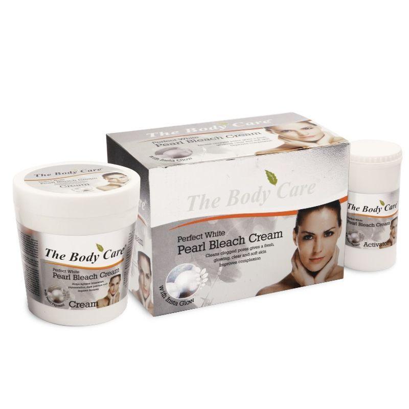 The Body Care Perfect White Pearl Bleach Cream