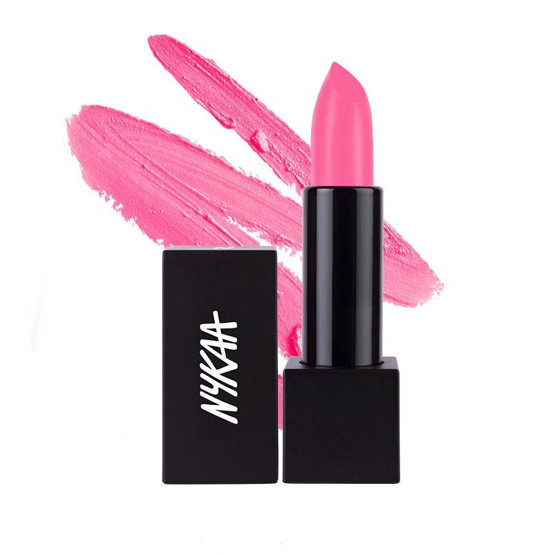 Nykaa So Matte Lipstick - Racy Rose 04 M