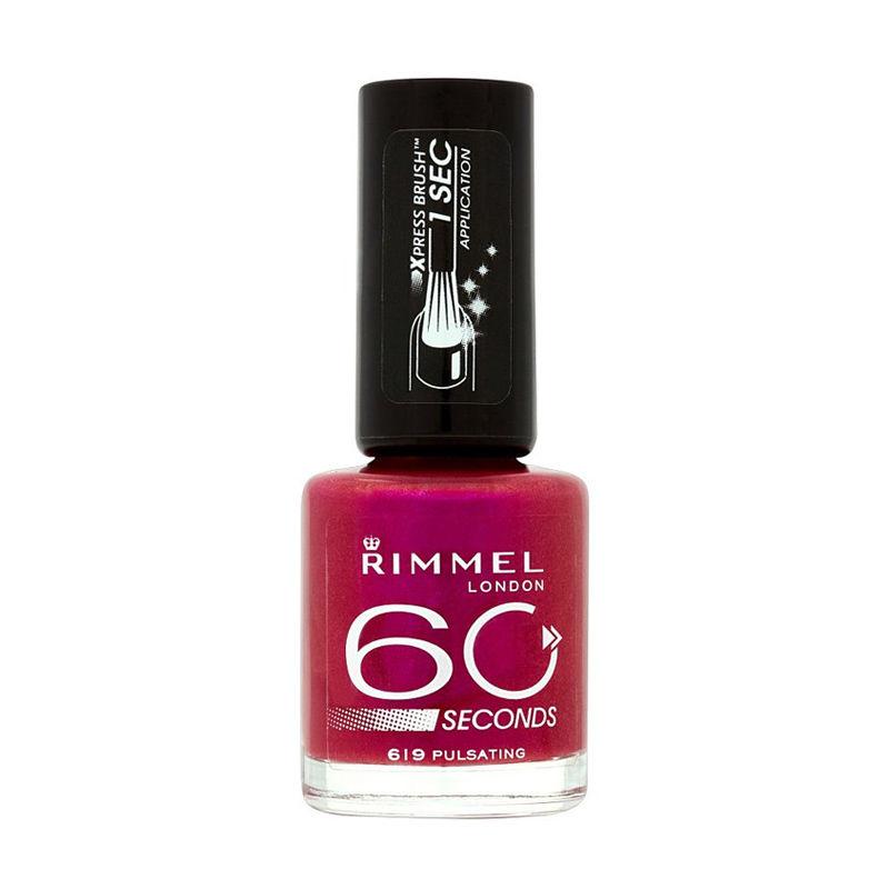 Rimmel Nail Polish - Buy Rimmel 60 Seconds Nail Polish Online in ...